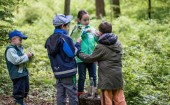 Preview image for LOM object Enseigner en extérieur : l'école en plein air : apprendre dehors - 2019