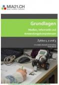 Preview image for LOM object Grundlagen Medien, Informatik und Anwendungskompetenzen : Zyklus 1,2 und 3