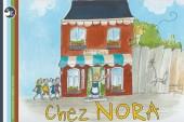"""Vignette pour un objet LOM S'engager ! : Y réfléchir en exploitant, en classe, le livret """"Chez Nora"""""""
