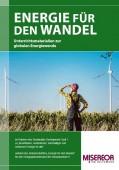 Preview image for LOM object Energie für den Wandel : Unterrichtsmaterialien zur globalen Energiewende
