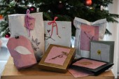 Vignette pour un objet LOM Aussi beaux dedans que dehors ! : emballages cadeaux fait maison