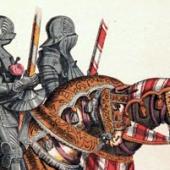 Preview image for LOM object Uebungsseiten - Mensch und Umwelt Burgen, Leben im Mittelalter