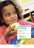 Preview image for LOM object L'alimentation en classe : L'environnement au menu