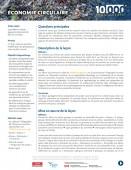 Preview image for LOM object Economie circulaire : Module d'apprentissage