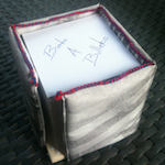 Vignette pour un objet LOM AC&M - cycle 2 : memo box