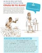 Vignette pour un objet LOM Cousu de fil blanc : Un jeu de rôle sur toute la chaîne du textile coton