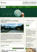 Preview image for LOM object Alpen schützen und nachhaltig entwickeln