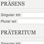 Preview image for LOM object Schulsprache Deutsch : Grammatik interaktiv