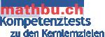 Preview image for LOM object Mathbu.ch : Kompetenztests zu den Kernlernzielen