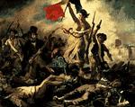 Vignette pour un objet LOM Histoire par l'image : la Liberté guidant le peuple d'Eugène Delacroix