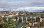 Preview image for LOM object La Sarine au fil de l'histoire : une rivière au coeur de la Basse-Ville de Fribourg : 400 ans d'histoire