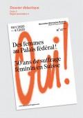 Preview image for LOM object Des femmes au Palais fédéral
