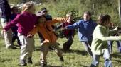 Preview image for LOM object Enseigner en extérieur : jeux de mouvement sur le thème des animaux