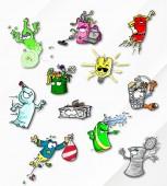 Vignette pour un objet LOM Anti-Littering et Recycling Heroes