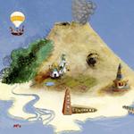 Preview image for LOM object Découverte de l'image : l'île des pirates
