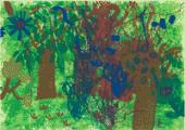 Preview image for LOM object Bildzeichen (Formen und Farben) erfinden und differenzieren : Pflanzen und Urwald