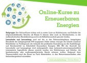 Preview image for LOM object Online-Kurse zu erneuerbaren Energien