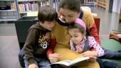 """Preview image for LOM object Lerngelegenheiten für Kinder bis 4, Kurzfilm """"Bibliothek"""""""