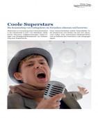 Preview image for LOM object Coole Superstars. Die Inszenierung von Castingshows im Fernsehen erkennen und bewerten
