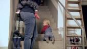 """Preview image for LOM object Les possibilités d`apprentissage chez les enfants de moins de 4 ans, le film """"Escalier"""""""