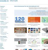 Preview image for LOM object swisseduc.ch : Unterrichtsmaterial für den Informatikunterricht