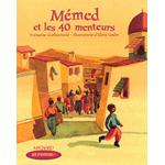"""Vignette pour un objet LOM Que d'histoires : """"Mémed et les 40 menteurs"""""""