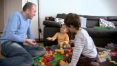 """Preview image for LOM object Lerngelegenheiten für Kinder bis 4, Kurzfilm """"Bausteine"""""""