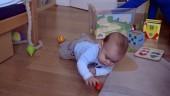"""Vignette pour un objet LOM Les possibilités d`apprentissage chez les enfants de moins de 4 ans, le film """"Fruit en bois"""""""