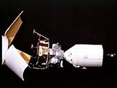 Preview image for LOM object Weltraumfahrt - Der Weg zum Mond...