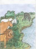 Vignette pour un objet LOM La ruse de Gaynde le lion : un conte de Mauritanie