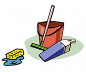 Vignette pour un objet LOM Hygiène et sécurité : entretenir les différentes surfaces de la cuisine