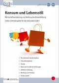 Preview image for LOM object Konsum und Lebensstil