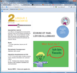 Vignette pour un objet LOM Écrire et parler en allemand