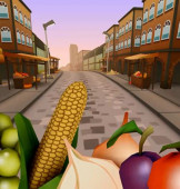 Preview image for LOM object Fresh Food Runner (Jeu éducatif)