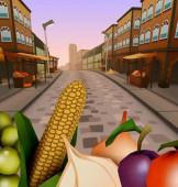 Vignette pour un objet LOM Fresh Food Runner (Jeu éducatif)