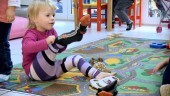 """Vignette pour un objet LOM Les possibilités d`apprentissage chez les enfants moins de 4 ans, le film """"Chaussettes"""""""