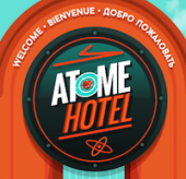 Preview image for LOM object Atome Hôtel