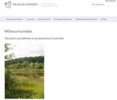 Preview image for LOM object Milieux humides : situations-problèmes et propositions d'activités