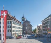 Preview image for LOM object Ausserschulische LernOrte Trogen: Lernheft Kindergarten und Primarschule
