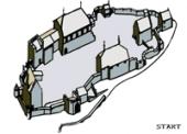 Preview image for LOM object Lernwelt Mittelalter : Schloss Lenzburg