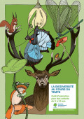 Preview image for LOM object La biodiversité au cours du temps