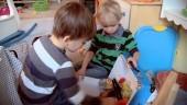 """Vignette pour un objet LOM Les possibilités d`apprentissage chez les enfants de moins de 4 ans, le film """"Valise"""""""