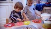 """Preview image for LOM object Les possibilités d`apprentissage chez les enfants de moins de 4 ans, le film """"Biscuits"""""""