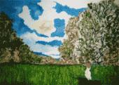 Preview image for LOM object Kunstbetrachtung, Bilderfahrung : Landschaften und Stimmungen