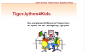 Preview image for LOM object TigerJython 4 Kids