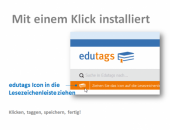 Preview image for LOM object edutags : Social Bookmarking für den Bildungsbereich