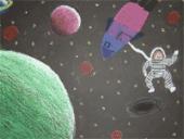 Preview image for LOM object Gegenstände mit markanter Körperlichkeit : Planeten – Raketen – Weltall
