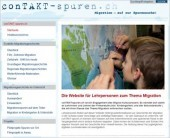 Preview image for LOM object conTAKT-spuren.ch  - Migration - auf zur Spurensuche