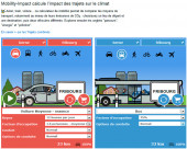 Preview image for LOM object Mobility-impact : Calculateur de mobilité