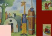Preview image for LOM object Das kleine Krokodil und die grosse Liebe : welches Bild passt?